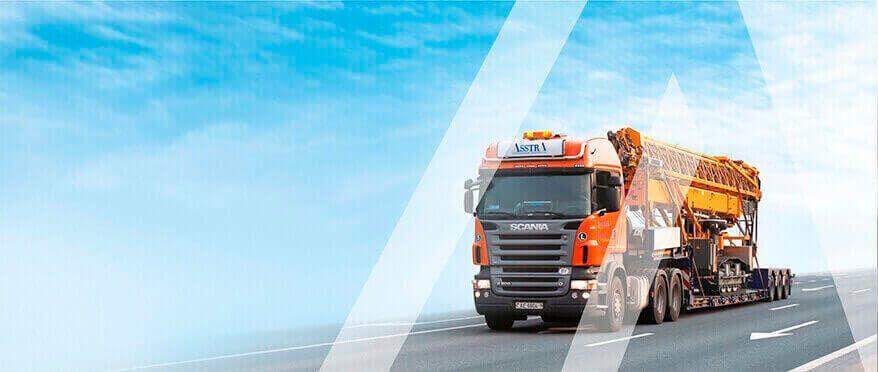 Автомобильные грузоперевозки, международные автомобильные перевозки грузов AsstrA